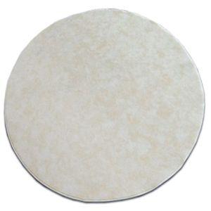 3kraft Kulatý koberec SERENADE Graib krémový