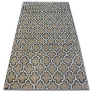 3kraft Kusový koberec ARGENT - W4030 trellis béžový