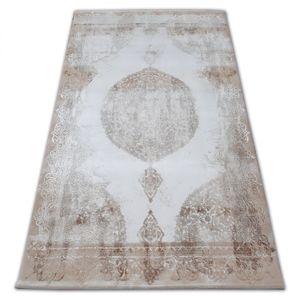 3kraft Kusový koberec AKRYLOVÝ VALENCIA 5040 Béžový
