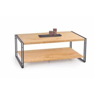 3kraft Konferenční stolek BAVARIA hnědý
