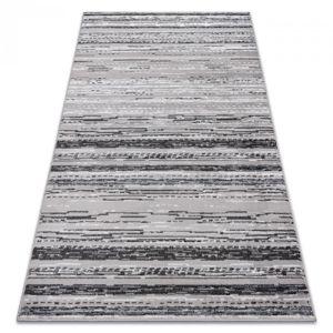 3kraft Kusový koberec BCF Tide šedý