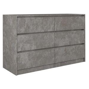 Shoptop Komoda KARO K120 beton