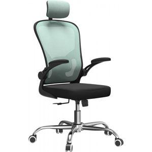 Shoptop Kancelářská otočná židle DORY - modrá
