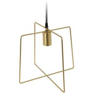 DekorStyle Lustr FION zlatý