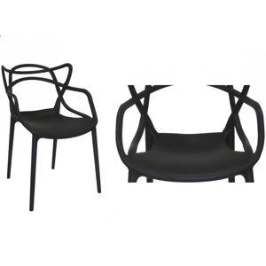 TZB Židle Lille - černá
