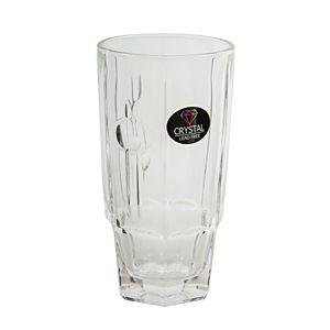 DekorStyle Křišťálová sklenice LONG DRINK 320 ml