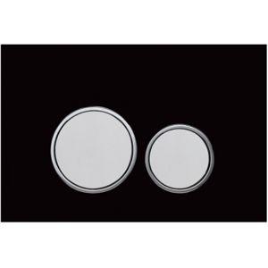 WC tlačítko MEXEN FENIX černý