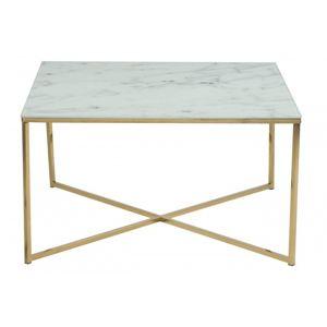 Hector Konferenční stolek Glasgow 1 sklo/kov