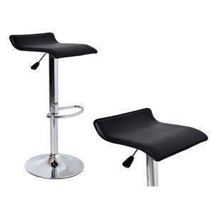 TZB Barová židle Hoker Porti - černá
