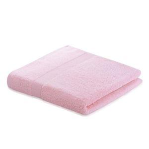 Ručník DecoKing Mira růžový