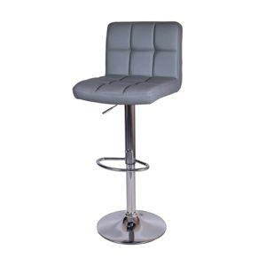 TZB Barová židle Arako - šedivá