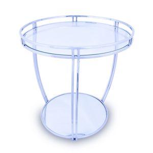 DekorStyle Konferenční stolek ERISE 42 cm