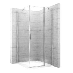 Sprchová kabina Rea Viper 90x120 cm transparentní