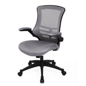 Rongomic Kancelářská židle Zhetan šedá