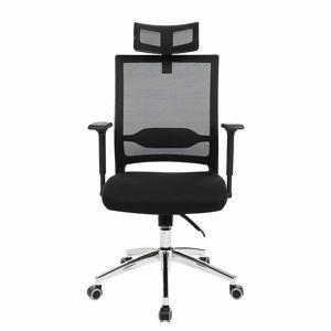 Rongomic Kancelářská židle Buret černá
