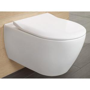 VILLEROY&BOCH Závěsná WC mísa VILLEYBOCH + prkénko