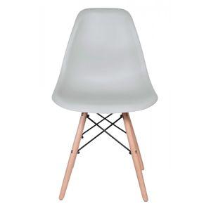 TZB Židle K-LUGANO šedá